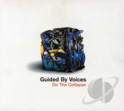 Guided By Voices - Do the Collapse CD Cover Art