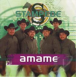 Stampede - Amame CD Cover Art