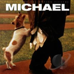 Original Soundtrack / Various Artists - Michael: Music from the Motion Picture CD Cover Art