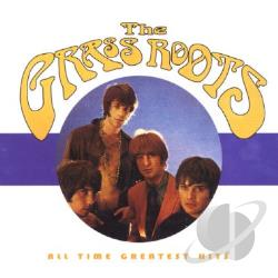 Grass Roots - All Time Greatest Hits CD Cover Art