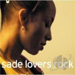 Sade - Lovers Rock CD Cover Art