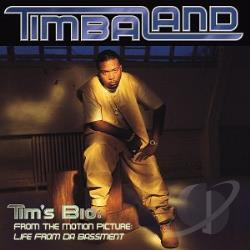 Timbaland - Tim's Bio CD Cover Art