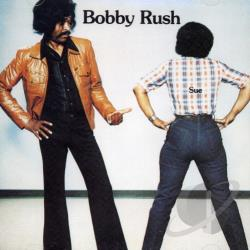 Rush, Bobby - Sue CD Cover Art