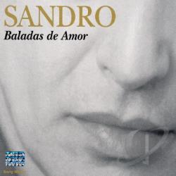 Sandro - Baladas de Amor CD Cover Art