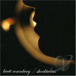 Rosenberg, Brett - Shocktwins CD Cover Art