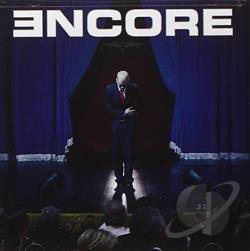 Eminem - Encore CD Cover Art