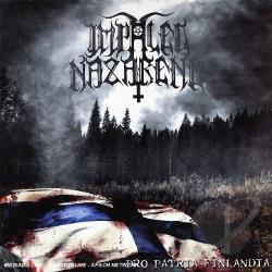 Impaled Nazarene - Pro Patria Finlandia CD Cover Art