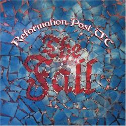 Fall - Reformation-Post T.L.C. CD Cover Art
