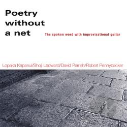Poetry Without A Net CD Cover Art