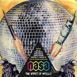 Nasa - Spirit of Apollo LP Cover Art