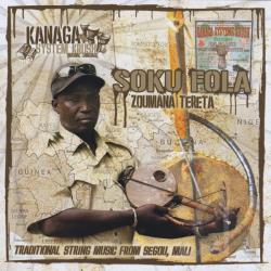 Zoumana Tereta - Soku Fola...Traditional String Music from Segou, Mali CD Cover Art