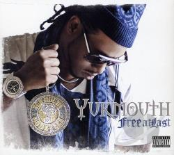 Yukmouth - Free at Last CD Cover Art