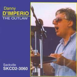 D'Imperio, Danny - Outlaw CD Cover Art