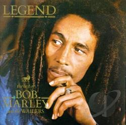 Marley, Bob / Marley, Bob & The Wailers - Legend CD Cover Art