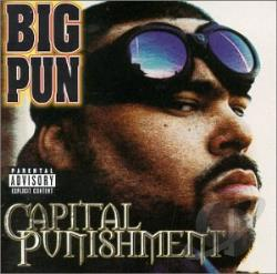 Big Punisher - Capital Punishment CD Cover Art