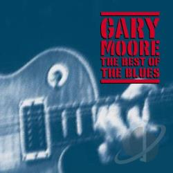 Moore, Gary - Best of the Blues CD Cover Art