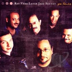 Vega, Ray - Pa'Lante CD Cover Art