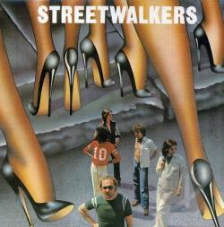Streetwalkers - Downtown Flyers CD Cover Art