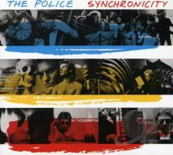 Police - Synchronicity CD Cover Art