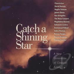 Catch A Shining Star: Narm Classical Sampler 2003 - Catch a Falling Star: A New Generation of Classical Artists CD Cover Art