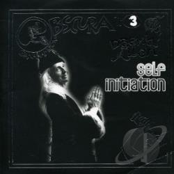 Allen, Daevid - Self Initiation (Bananamoon Obscura, Vol. 3) CD Cover Art