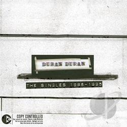 Duran Duran - Singles 1986-1995 CD Cover Art