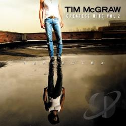 Mcgraw, Tim - Greatest Hits, Vol. 2 CD Cover Art