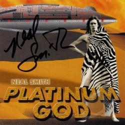 Smith, Neal - Platinum God CD Cover Art