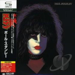 Kiss - Paul Stanley CD Cover Art