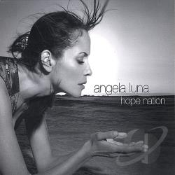 Luna, Angela - Hope Nation CD Cover Art
