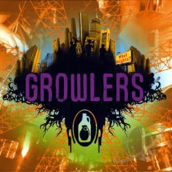 Growlers - What Heights? CD Cover Art