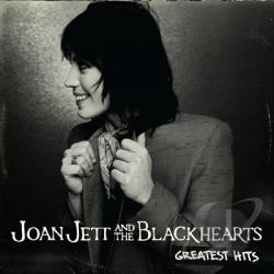 Jett, Joan / Jett, Joan & The Blackhearts - Greatest Hits CD Cover Art