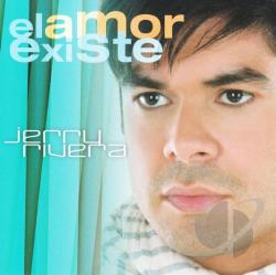 Rivera, Jerry - El Amor Existe CD Cover Art