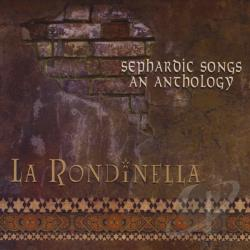 Rondinella - Sephardic Songs: An Anthology CD Cover Art