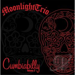 Moonlight Trio - Vol. 2 - CUMBIABILLY CD Cover Art