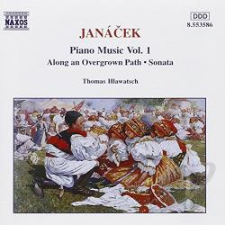 Hawatsch / Janacek - Janacek: Piano Music, Vol. 1 CD Cover Art