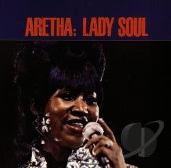 Franklin, Aretha - Lady Soul CD Cover Art