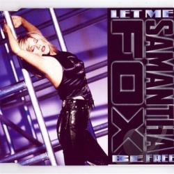 Fox, Samantha - Let Me Be Free/Cds CD Cover Art