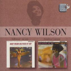 Wilson, Nancy - Broadway My Way/Hollywood My Way CD Cover Art