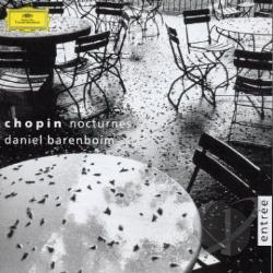 Barenboim / Chopin - Chopin: Nocturnes CD Cover Art
