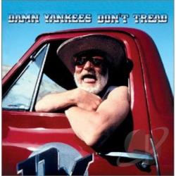 Damn Yankees - Don't Tread CD Cover Art