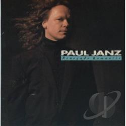 Janz, Paul - Renegade Romantic CD Cover Art