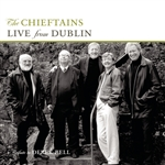 Chieftains - Live from Dublin: A Tribute to Derek Bell CD Cover Art