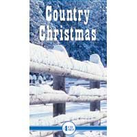 Country Christmas CD Cover Art