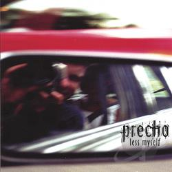 Precho - Less Myself CD Cover Art