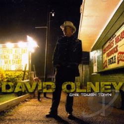 Olney, David - One Tough Town CD Cover Art