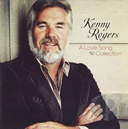 Rogers, Kenny - Love Song Collection CD Cover Art