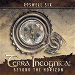 Roswell Six - Terra Incognita: Beyond the Horizon CD Cover Art