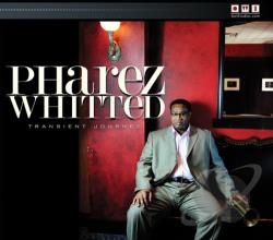 Whitted, Pharez - Transient Journey CD Cover Art