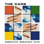 Cars - Complete Greatest Hits DB Cover Art